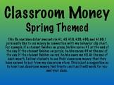 Class Money - Spring