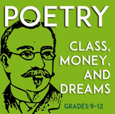 Great Gatsby Distance Learning: Poetry Unit | Richard Cory, If and When Dreams
