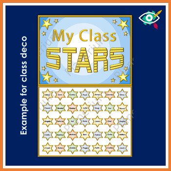 The stars of my class
