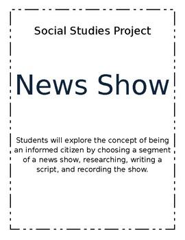 Class News Show