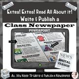 Class Newspaper *Editable*