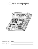 Class Newspaper Writing