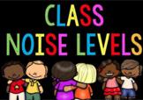 Class Noise Level Chart 1