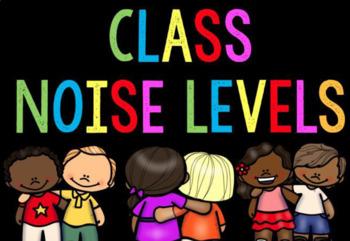 Class Noise Level Chart 2