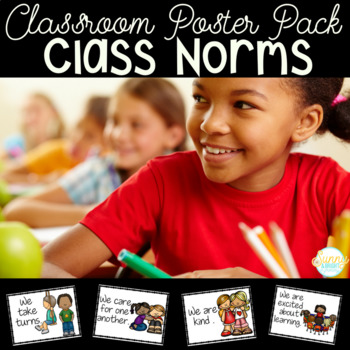 Class Norms Creating Positive Class Culture Back to School