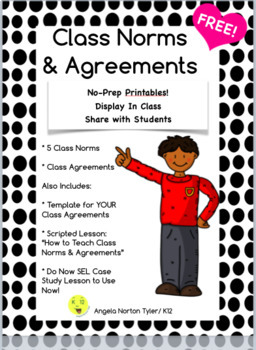 Class Norms and Agreements