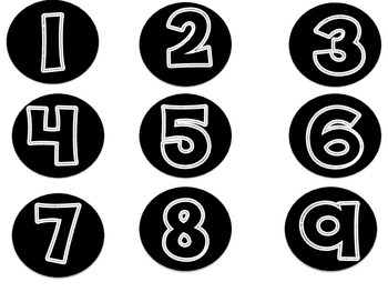 Black and White Class Numbers