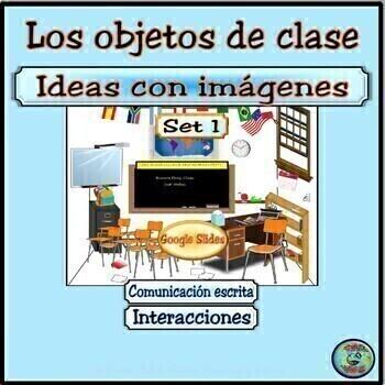 Class Object Images #1 / Las imágenes de objetos de la clase