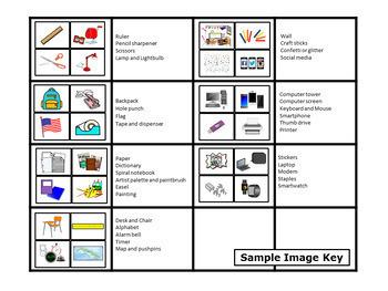Class Object Images #2 / Las imágenes de objetos de la clase
