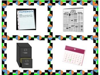 Class Object Images #3 / Las imágenes de objetos de la clase