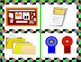 Class Object Images Task Cards Bundle