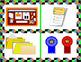Class Object Images Task Cards Bundle