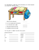 Class Objects & Prepositions Quiz