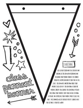 Class Pennant Banner