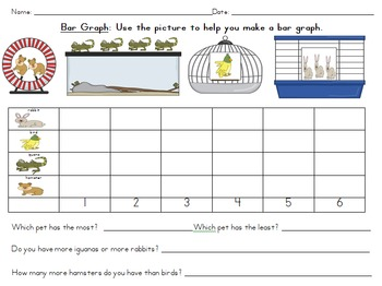 Class Pet Graphing