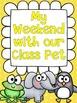 Class Pet Journals