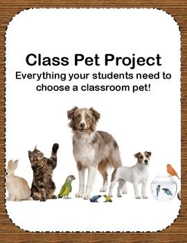 Class Pet Project