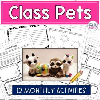 Class Pet Projects | Community Building Activities