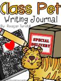 Class Pet Writing Journal