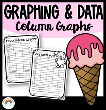 Class Pet and Favorite Ice Cream Graph - Data Collection
