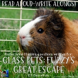 Class Pets Fuzzy's Great Escape Read Aloud Write Along