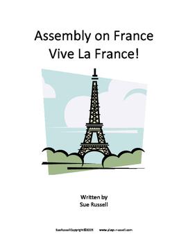 Class Play on France
