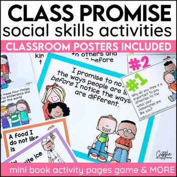 Class Pledge Activity Pack
