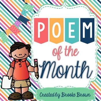 Poem of the Month