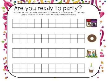 Class Point companion - Party Tally!