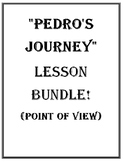 """Class Point of View Debate Bundle for """"Pedro's Journal"""""""