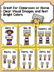 Classroom Poster: Math: Skip Counting by 10 to 100
