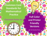 Class Posters Standards for Mathematical Practice