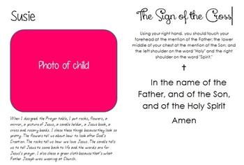 Class Prayer Book