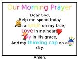 Class Prayers