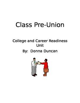 Class Pre-Union Unit