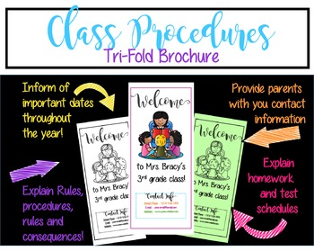 Class Procedure Brochure