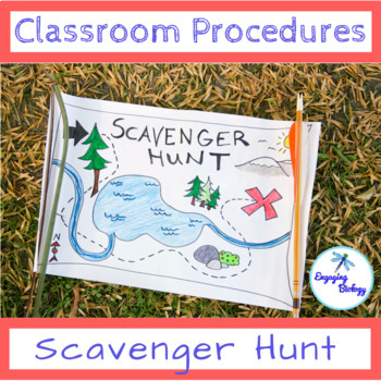 Class Procedures Scavenger Hunt