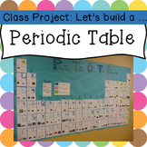 Class Project: Let's Build a Periodic Table!