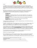 Class Promise Parent Letter