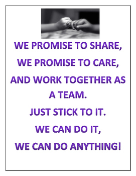 Class Promise Poster