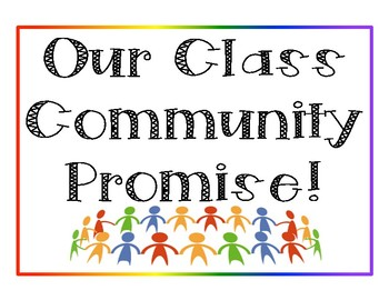 Class Promise Posters