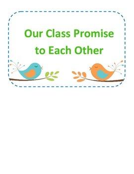 Class Promise - Soho Bird Theme