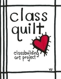 Class Quilt, Classbuilding Quilt, Back to School Quilt