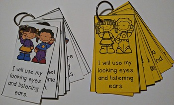 Class RULES! A back to school rules freebie