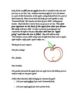 Class Reading Incentive Program