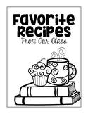 Class Recipe Book!