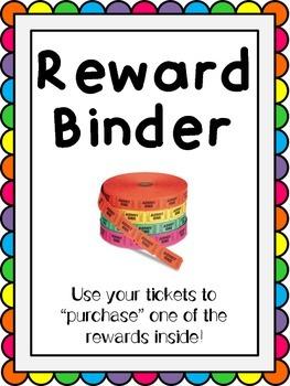 Class Reward Binder -Management System
