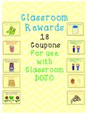Class Reward Coupons (use with Class Dojo)