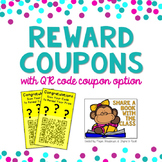 Class Reward Coupons with QR Code Option