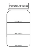 Class Reward Jar Ideas